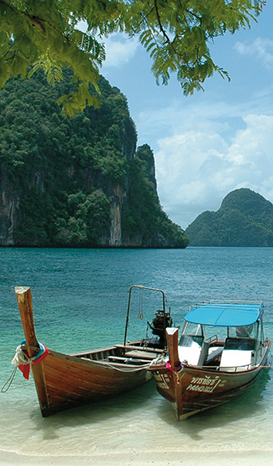 Badeferien Thailand